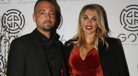 Η Κωνσταντίνα Σπυροπούλου και ο Βασίλης Σταθοκωστόπουλος είναι το νέο ζευγάρι της ελληνικής showbiz