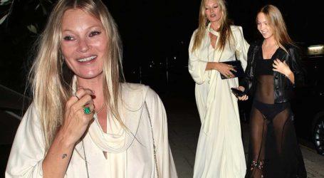Kate Moss: Μαμά και κόρη έκλεψαν τις εντυπώσεις με το στυλ τους!