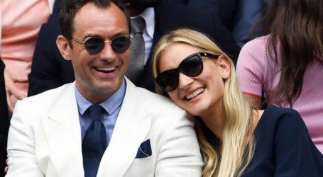 Ο Jude Law μόλις έγινε πατέρας στο έκτο του παιδί!