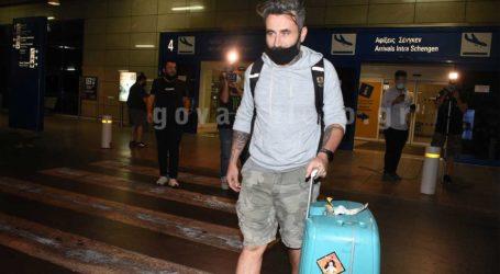 Γιώργος Μαυρίδης: Επέστρεψε στην Ελλάδα μετά την περιπέτεια που είχε στο Μεξικό