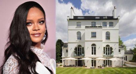 H Rihanna πουλά το πολυτελές σπίτι της στο Λονδίνο