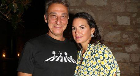 Μίνως Μάτσας – Όλγα Κεφαλογιάννη: Θεατρική βραδιά για το ερωτευμένο ζευγάρι