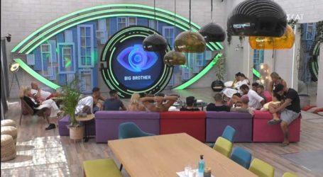 Big Brother: Αυτοί είναι οι υποψήφιοι προς αποχώρηση