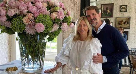 Διπλά γενέθλια για την οικογένεια του Παύλου και της Μarie Chantal
