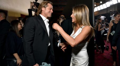 Το βίντεο της Jennifer Aniston με τον Brad Pitt που έγινε viral!