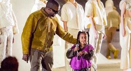 Το νέο παραλήρημα του Kanye West με αφορμή την μεγάλη του κόρη