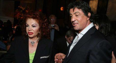 Έφυγε από τη ζωή η μητέρα του Sylvester Stallone