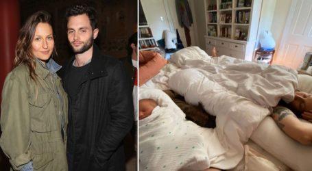 Penn Badgley: Ο πρωταγωνιστής του «ΥΟU» έγινε μπαμπάς για πρώτη φορά!