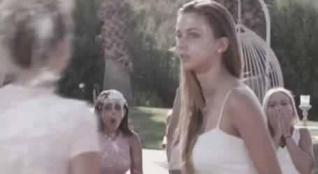 The Bachelor: Η Μαρίνα έριξε με θυμό τούρτα στην Χριστίνα