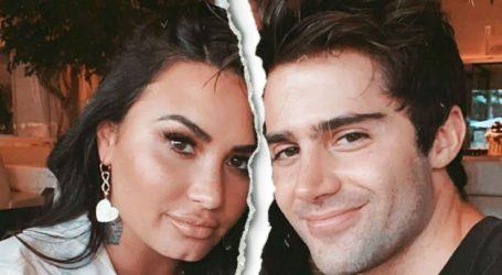 Demi Lovato: Χώρισε με τον αγαπημένο της δύο μήνες μετά τον αρραβώνα τους