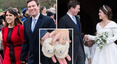 Χαρές στο Παλάτι – Η πριγκίπισσα Ευγενία περιμένει το πρώτο της παιδί
