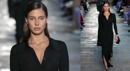 Nicole Poturalski: H νέα αγαπημένη του Brad Pitt περπάτησε σε show στην Εβδομάδα Μόδας του Μιλάνου
