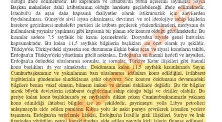 Απόρρητη έκθεση για εμπλοκή του Ερντογάν με ISIS και πετρέλαια