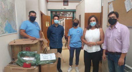 Δήμος Βόλου: Μάχη με τον χρόνο για την κατανομή 25.000 μασκών στα σχολεία