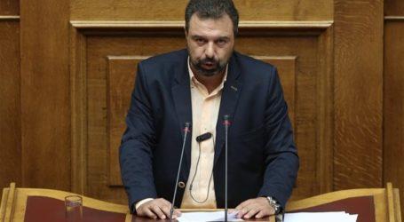 Ο τομεάρχης Αγροτικής Ανάπτυξης του ΣΥΡΙΖΑ Σταύρος Αραχωβίτης επισκέπτεται αύριο  τον Αλμυρό