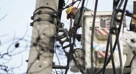 Διακοπές ρεύματος στον Βόλο λόγω κακοκαιρίας