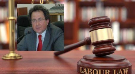 Λάρισα: Διευθυντής Επιμόρφωσης Εισαγγελέων ο Σταμάτης Δασκαλόπουλος