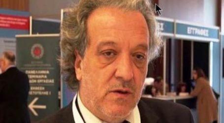 Οι γιατροί της Μαγνησίας αποχαιρετούν τον Αλέκο Δούρα