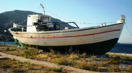 Αλμυρός: Ζημιές σε αλιευτικό σκάφος λόγω της κακοκαιρίας