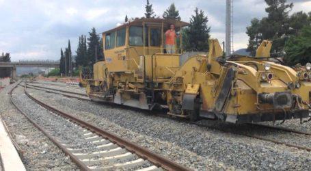 Στην κυκλοφορία η σιδηροδρομική γραμμή Λιανοκλάδι-Λάρισα μετά από γιγαντιαία κινητοποίηση – Αργεί η επαναλειτουργία της δεύτερης γραμμής
