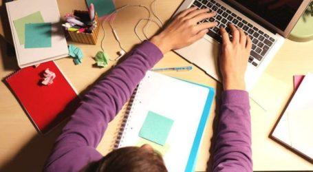 Διαδικτυακές τάξεις σε σχολεία της Λάρισας – Ξεκινούν τα εξ αποστάσεως μαθήματα