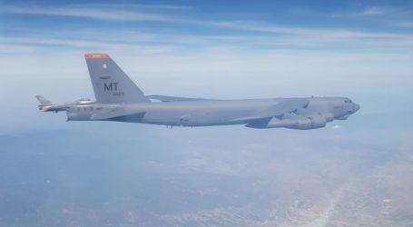 Ελληνικά F-16 συνόδευσαν αμερικανικά  βομβαρδιστικά σε πτήση εντός των FIR Αθηνών και Λευκωσίας