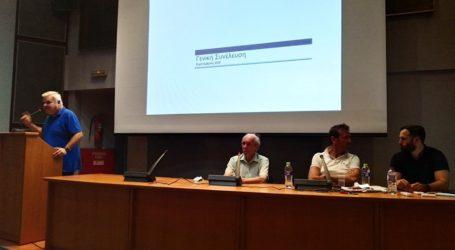 Νίκη Βόλου: Πρόταση για την αξιοποίηση του πρώην αμαξοστασίου του ΟΣΕ