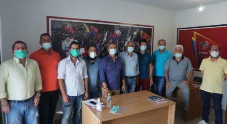 Τέθηκαν σε λειτουργία τα γραφεία του ΣΥΡΙΖΑ – Προοδευτική Συμμαχία Ελασσόνας