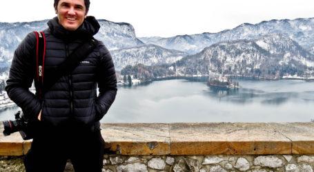 Η Σκόπελος φιλοξενεί τον έγκριτο Βρετανό Blogger James Smith