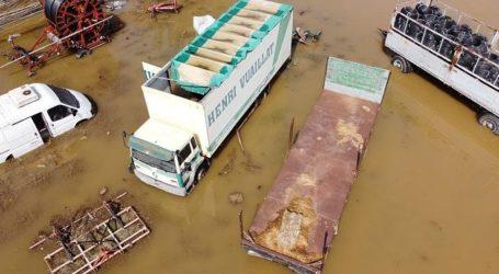 Πρόσκληση για προσφορά βοήθειας των πλημμυροπαθών από το Τοπικό Τμήμα Λάρισας του Σώματος Ελληνικού Οδηγισμού