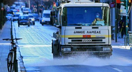 Δήμος Λαρισαίων: Εργασίες καθαριότητας το Σάββατο στα Πυροβολικά