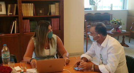 Κέλλας σε Κεραμέως – Ζαχαράκη: «Να διατηρηθούν οι λυκειακές τάξεις στα σχολεία του Nομού»