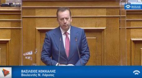 Κόκκαλης για ελληνοτουρκικά: Πρωτοβουλίες, ενότητα και κυρώσεις απέναντι στον τουρκικό τσαμπουκά