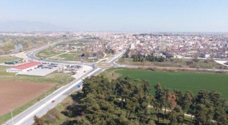 Οι μετρήσεις για την ποιότητα της ατμόσφαιρας στην πόλη της Λάρισας