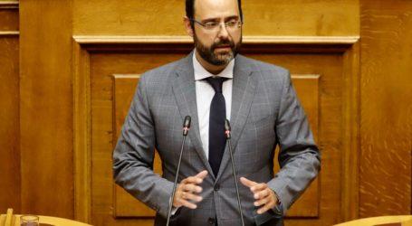 Άρση της μισθολογικής αδικίας σε βάρος των Εθελοντών Μακράς Θητείας ζητεί ο βουλευτής Κων. Μαραβέγιας