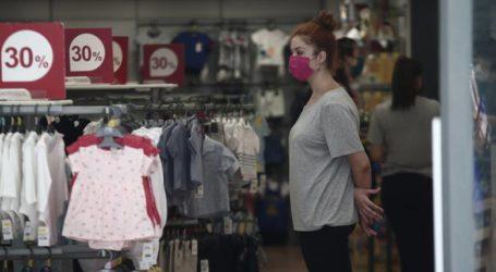 Έξι πρόστιμα για μη χρήση μάσκας στον Βόλο
