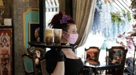 Μία παράβαση σε 182 ελέγχους για μάσκα στη Μαγνησία