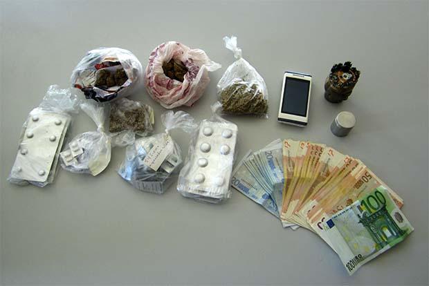 narkotika larissa
