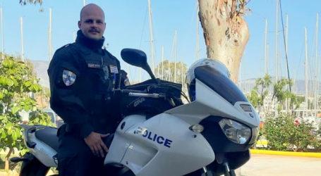 Στο 401 μεταφέρθηκε ο Ελασσονίτης αστυνομικός της ΔΙ.ΑΣ. Αντώνης Νίκου