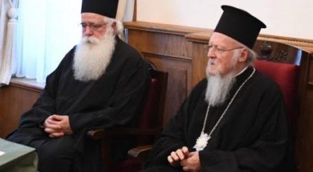 Βαρυσήμαντη επιστολή του Οικουμενικού Πατριάρχου στον Μητροπολίτη Ιγνάτιο για την Αγία Σοφία
