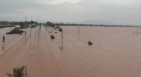 ΟΣΕ: Σοβαρές οι ζημιές στη γραμμή Λιανοκλάδι-Λάρισα