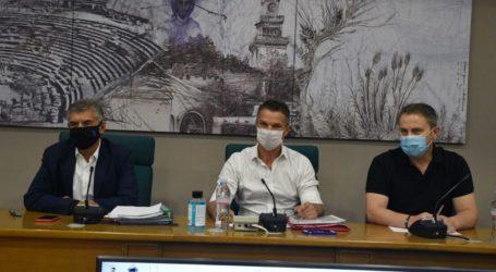 Ο Κώστας Αγοραστός στο περιφερειακό συμβούλιο για τις καταστροφές από τον Ιανό στη Θεσσαλία