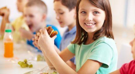 Σχολικά γεύματα: Πότε και σε ποια σχολεία του Βόλου ξεκινά το πρόγραμμα
