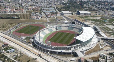 Οι κυκλοφοριακές ρυθμίσεις για τον τελικό κυπέλλου στο Πανθεσσαλικό