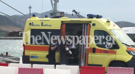 Στο Νοσοκομείο Βόλου μετά από απόπειρα αυτοκτονίας στη Σκιάθο