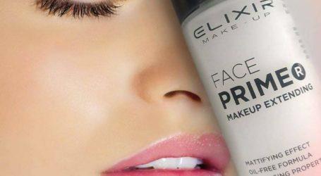 Καλλυντικά Οντόπουλος: Δοκιμάστε το Face Primer της Elixir