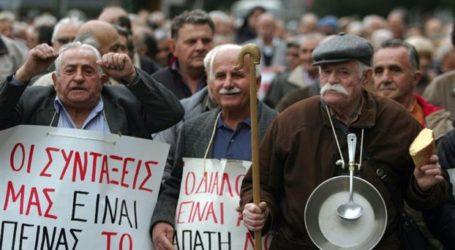 Διαμαρτύρονται οι συνταξιούχοι Λάρισας για τον αποκλεισμό τους από μερίδα ΜΜΕ