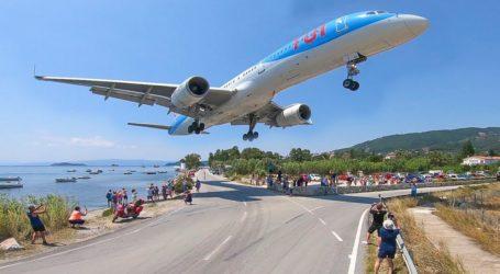 Το αεροδρόμιο της Σκιάθου τρίτο θεαματικότερο στον κόσμο – [εικόνες & βίντεο]