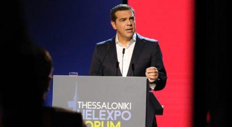 Έξαλλος ο Τσίπρας με τη Νομαρχιακή Επιτροπή του ΣΥΡΙΖΑ στον Βόλο