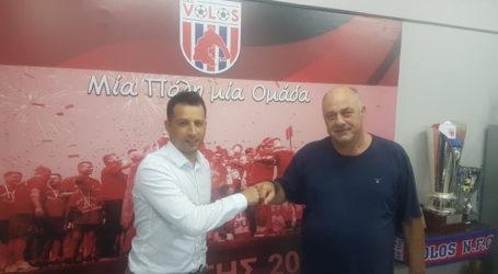 Ο Ισπανός Ανχελ Λόπεθ νέος προπονητής του Βόλου